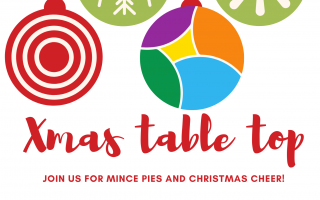 Christmas Table Top Event at the BMECP