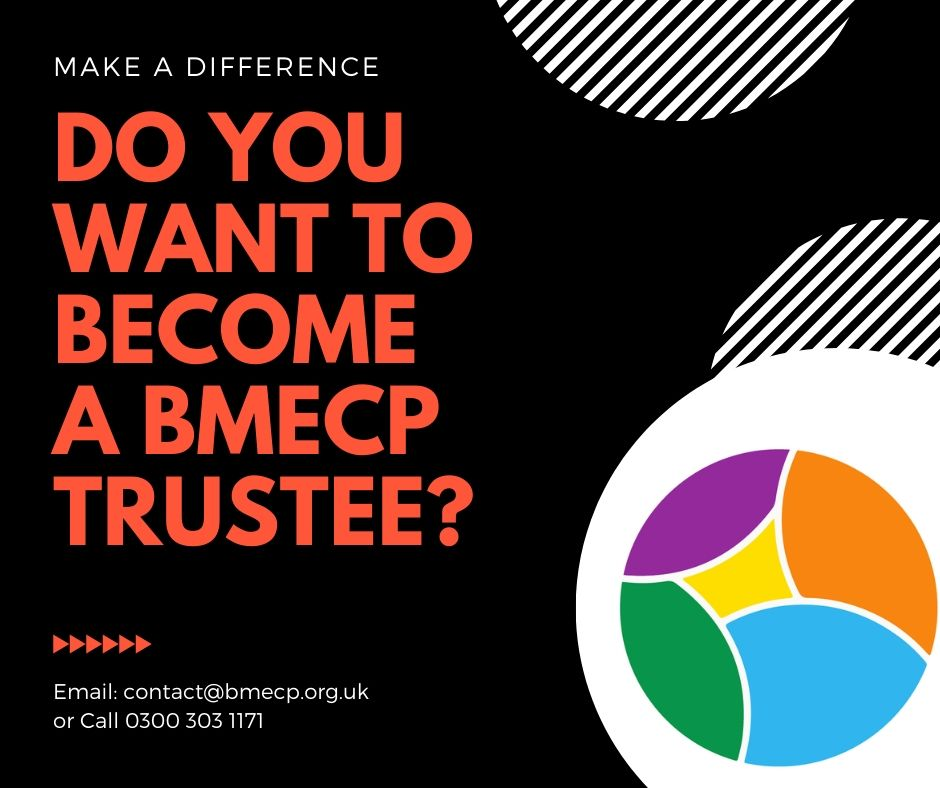 The BMECP is looking for Trustees!
